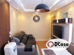 F* Lindo apartamento a venda com 2 quartos no bairro Bonfim em Taubaté-SP