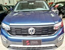 Título do anúncio: Volkswagen T CROSS 1.0 TSI automático, 2020,16 mil km rodados, impecável!!