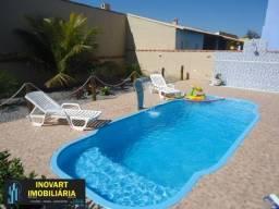 Casa Colonial, Praia Linda com Piscina Churrasqueira