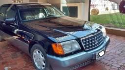 Mercedes Benz 300 SE Raridade Top Nova Revisada Para Colecionar 1993