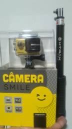 Câmera Smile Imaginarium 4k ultra HD