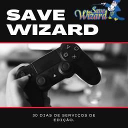 Save Wizard Max Ps4 - Save Editado - ( Edições Por 30 Dias )
