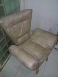 Cadeira poltrona nova por 170,00