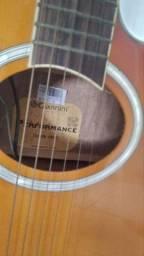 Violão Giannini preformance com suporte e capa