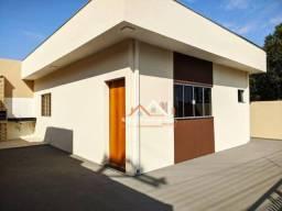 Título do anúncio: Casa com 2 dormitórios à venda, 54 m² por R$ 250.000,00 - Jardim Itaipu - Presidente Prude