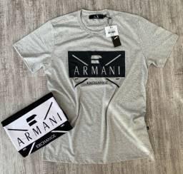 Camiseta Armani Exchange USA