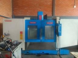 Centro de Usinagem Cnc Veker - mvk1700