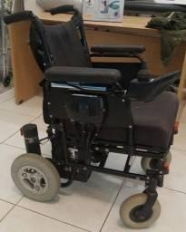 Venda de uma cadeira de rodas motorizada