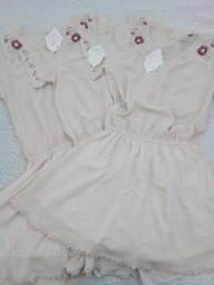 3 Vestidos novos pelo preço de 1