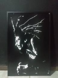 Quadro Bob Marley  GRANDE