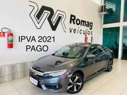 CIVIC 2019/2019 1.5 16V TURBO GASOLINA TOURING 4P CVT
