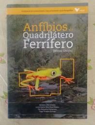 Anfíbios do Quadrilátero Ferrífero (Minas Gerais)