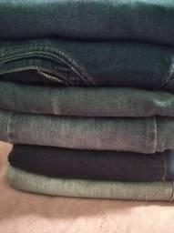 Calças Jeans Feminina 44/46