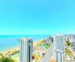 JP - Edf. Ocean Way - Apartamento 3 Quartos 89 m² - Andar Alto - Vista Mar