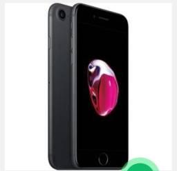 iPhone 7 32gb Preto SemiNovo de Vitrine<br><br>