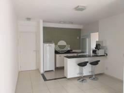 Apartamento para alugar com 1 dormitórios em Cambuí, Campinas cod:AP006784