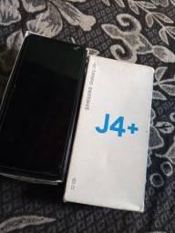 Celular Samsung J4+ semi novo