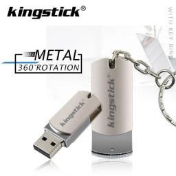 Pendrive Kingstick Metal 32GB Aceito Cartão!