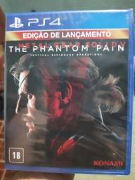 MGSV The Phantom Pain lacrado novo