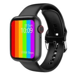 Smartwatch IWO W26 - Atende e Faz Ligações