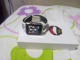 Relógio Smartwatch Inteligente Elegante  e Confortável