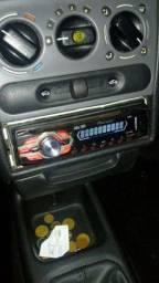 Toca Cd Pioneer usb MP3 toca cd