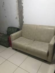 Sofá de sala e sofá de quarto