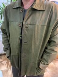 Jaquetas couro