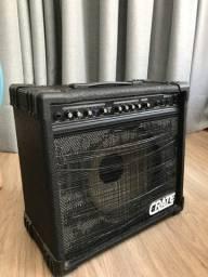 Crate GX65 - Amplificador p/ Guitarra 65W