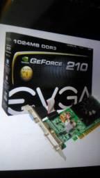 placa de video gforce 210 1Gb Ddr3