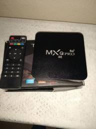 TV.  Box novo na embalagem