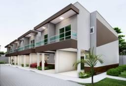 Casas duplex no Potira com espaço pra closet