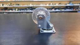 Rodinha(Rodizio) gel glap 210 s/ freio 50kg - Oferta relâmpago imperdível