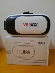 VR BOX p/ FPV semi novo na caixa