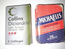Dois Dicionários de Inglês