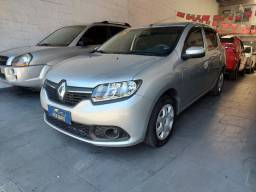 Renault Sandero 2019 Exp. 1.0 Completo GNV