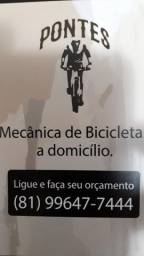 Mecânica de Bike.