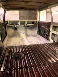 Caravan em final de restauração total!!