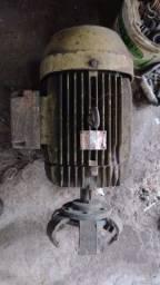 Motor Weg de 20 CV ,Trifásico, 4 polos em baixa rotação com Bomba mancal KSB de 2 estágios