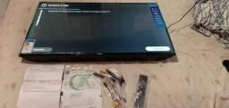 SmartTV 43 polegadas nova na caixa