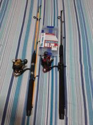 2 kit pesca zero