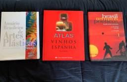 Vendo três livros