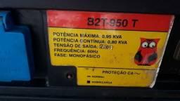 Gerador a gasolina b2t-950 t