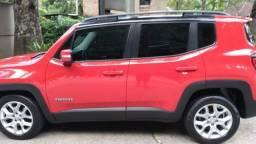 jeep renagade em otimo estado semi novo