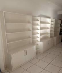 Vende se móveis completo para loja