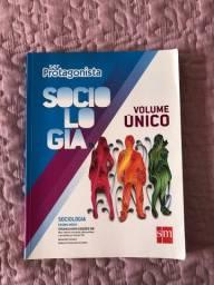 Livro de Sociologia SM