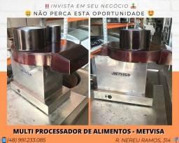 Multi processador Metvisa | Matheus