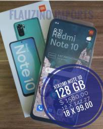 PROMOCAO NOTE 10 128 GB 6 RAM