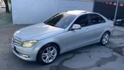 Mercedes c200 com teto  impecável Aprovo Total Nova Marca BH Fixo 31 25163984