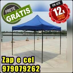 Tenda Sanfonada 3x3m e 2x2m